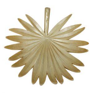 banana gold leaf serving tray decorative bowl 4