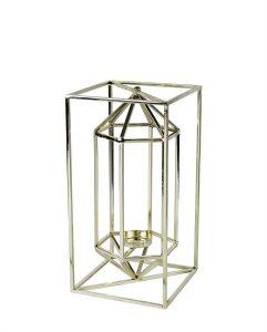 tea light candle lantern