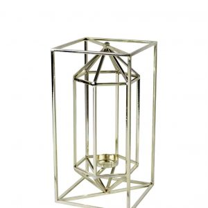 tea light candle lantern